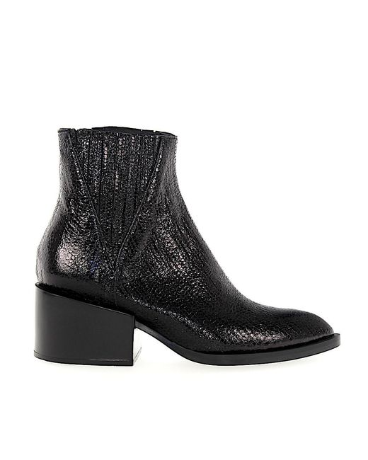 Giampaolo Viozzi Ankle Boots Black