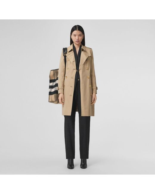 The Chelsea – Trench Heritage Burberry en coloris Natural