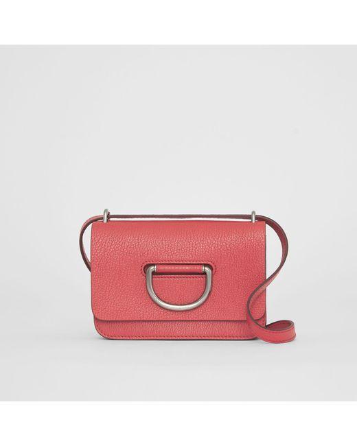 Burberry - Multicolor The Mini Leather D-ring Bag - Lyst ... 2b00b320e0a20