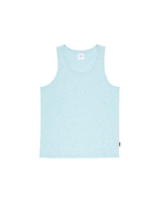 Burton - Blue Turquoise Textured Vest for Men - Lyst