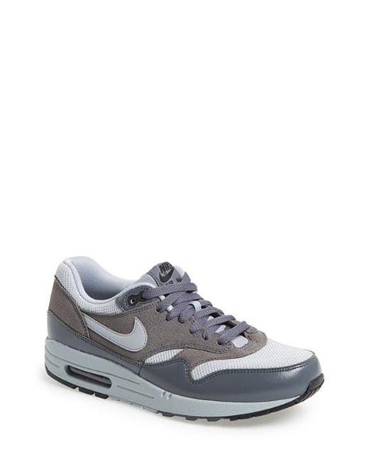 Nike | Blue 'air Max 1 Essential' Sneaker for Men | Lyst