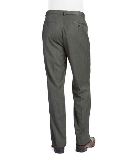 Calvin Klein   Gray Cool Tech Pants for Men   Lyst
