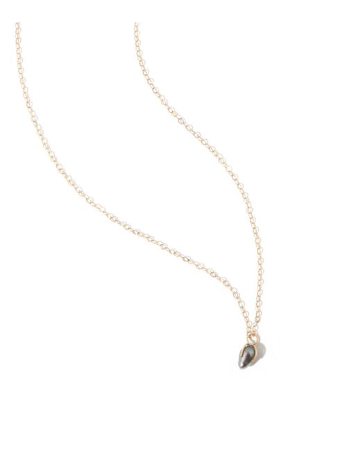 Melissa Joy Manning | Metallic Tahitian Pearl Necklace | Lyst