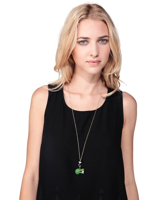 N2 | Green Necklace / Longcollar | Lyst