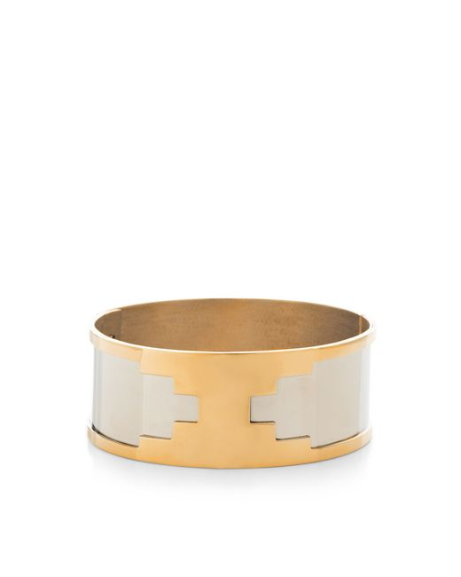 Monica Sordo | Metallic Empire 18k Gold-plated Choker | Lyst