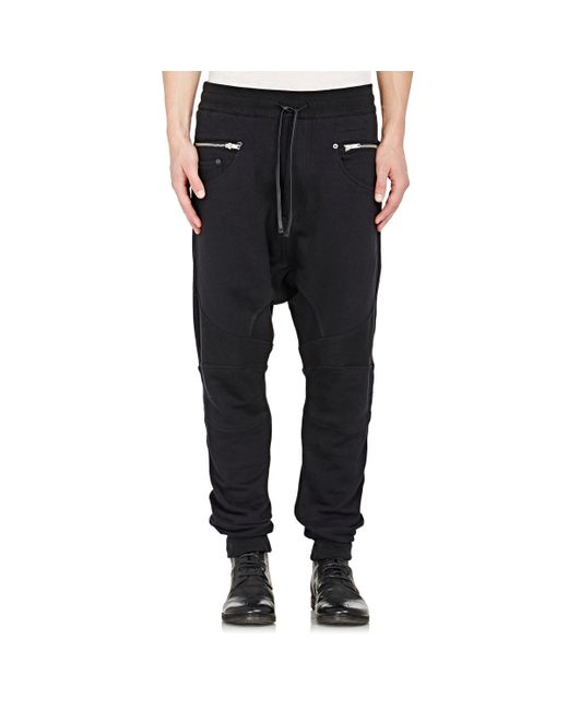 Creative William Rast Black Jogging Pant  Zulily