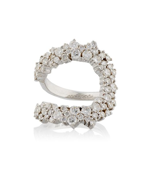 Ana Khouri | Metallic Mirian Ring | Lyst