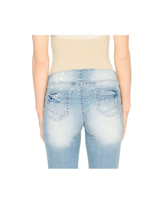 wallflower boot cut light wash maternity jeans in blue. Black Bedroom Furniture Sets. Home Design Ideas