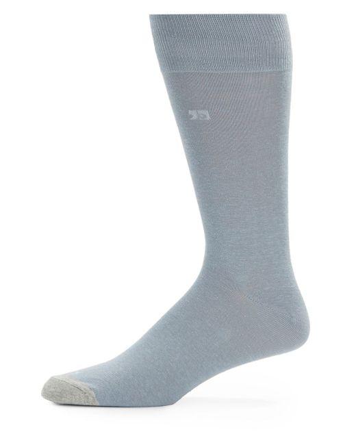 Joe's Jeans | Gray Combed Cotton Socks for Men | Lyst