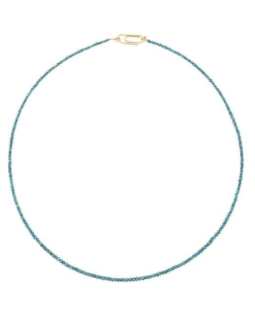 Uzerai Edits   Metallic String Diamond Necklace   Lyst