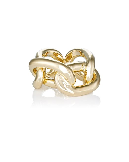 Jennifer fisher Women s Chain link Pinky Ring in Gold