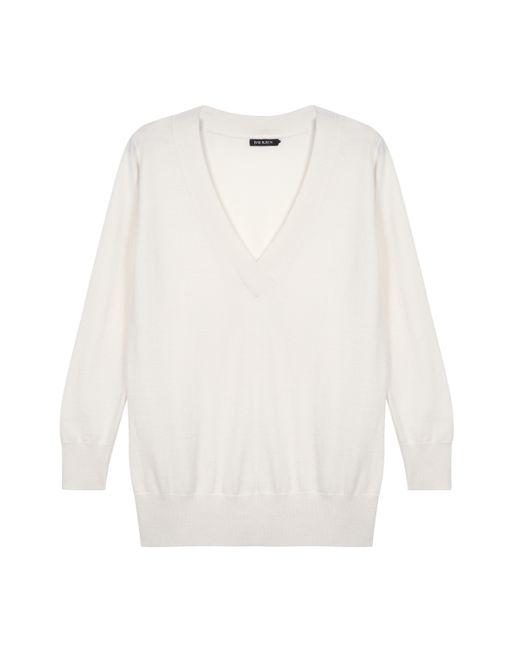 Baukjen | White Marlene V-neck Sweater | Lyst