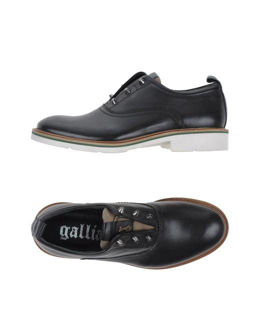 John Galliano | Black Loafer for Men | Lyst