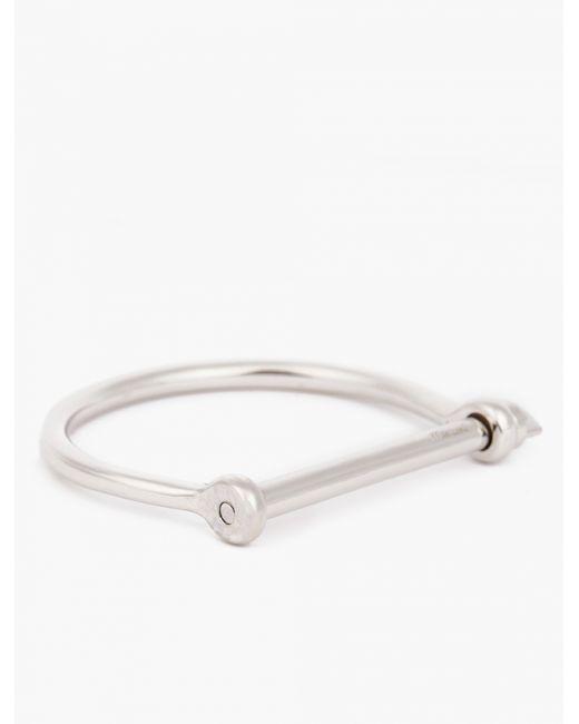 Miansai | Multicolor Sterling Silver Screw Cuff for Men | Lyst