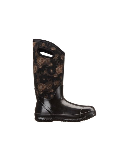 Bogs | Black Classic Watercolor Tall | Lyst