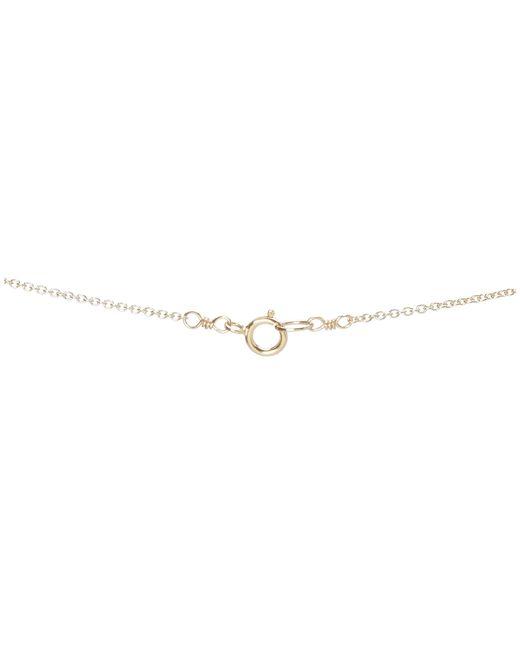Dogeared | Metallic Healing Gem Blue Quartz Necklace | Lyst