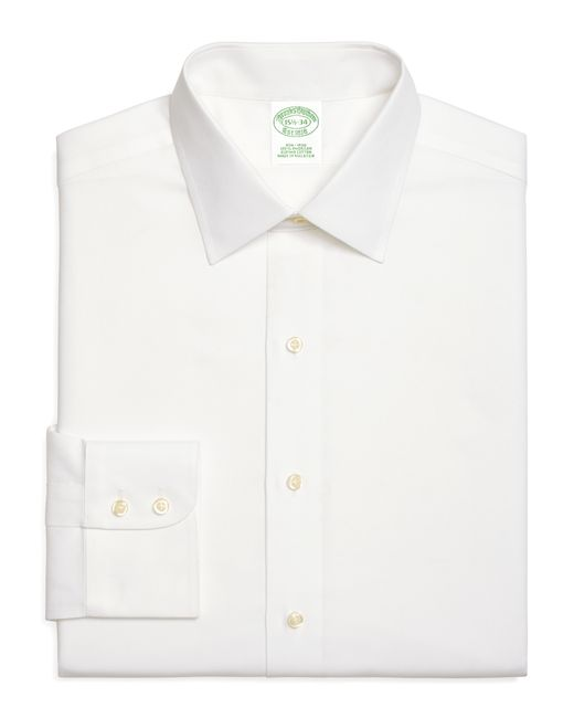 Brooks Brothers | White Shirt Man for Men | Lyst