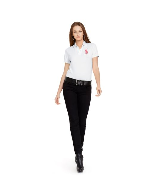 Pink Pony   White Pink Pony Classic-fit Polo   Lyst