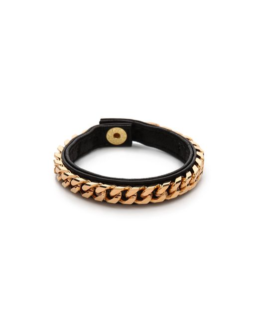 Vita Fede | Black Monaco Single Bracelet | Lyst