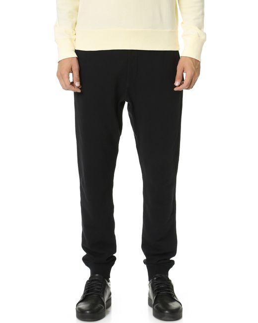 Rag & Bone | Black Standard Issue Sweatpants for Men | Lyst