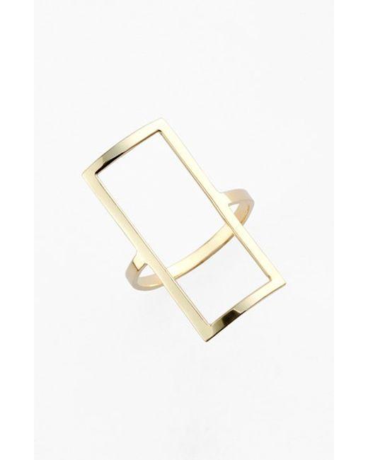 Lana Jewelry | Metallic 'chime' Open Ring | Lyst
