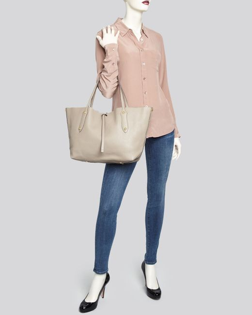 Annabel Ingall | Gray Tote - Small Isabella | Lyst