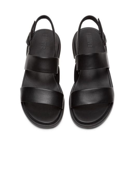 Camper EDA - Sandals - black 8M0jB