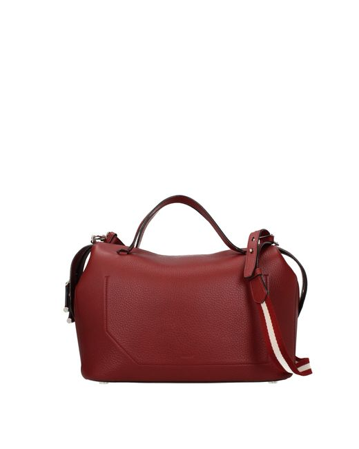 Bally Handbags Kissen Woman Red