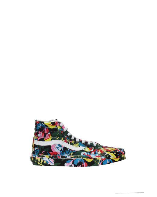 KENZO Multicolor Sneakers Vans Fabric
