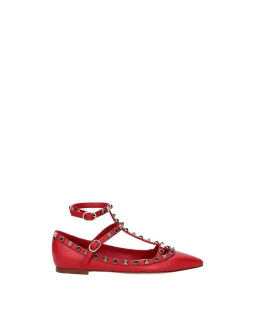 Valentino Sandals Women Red