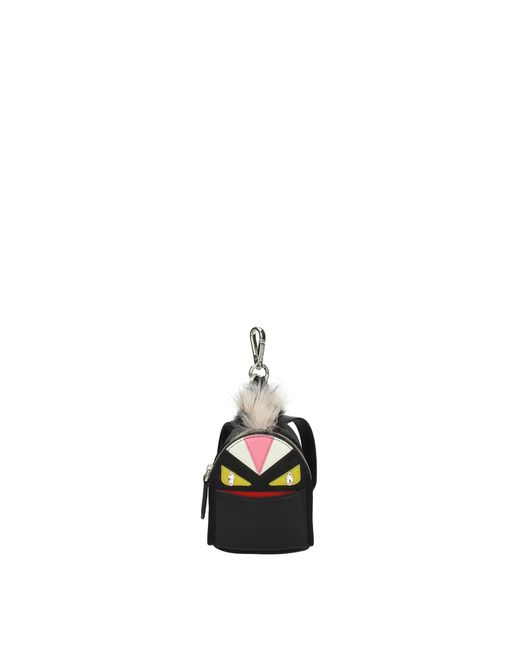 Fendi Pendants Women Black