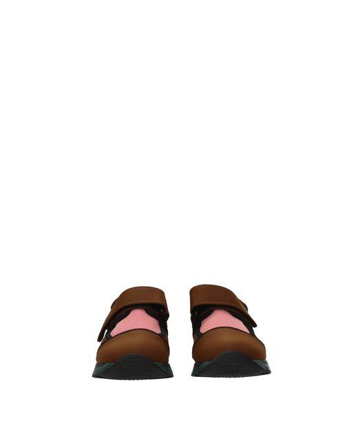 Marni Green Sneakers