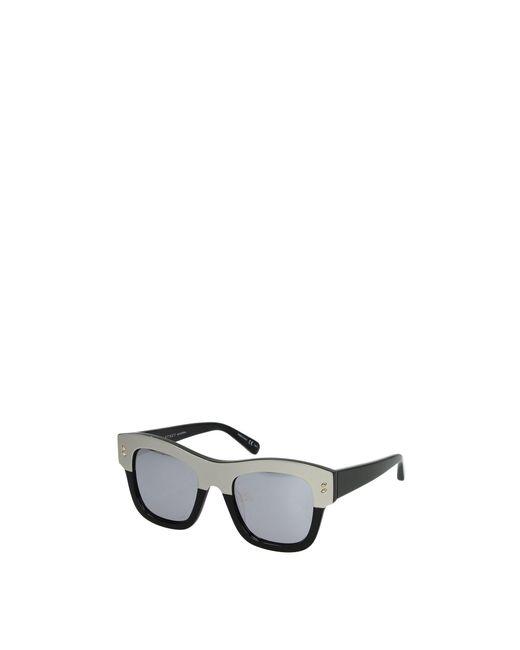 Stella McCartney Black Sunglasses Pvc