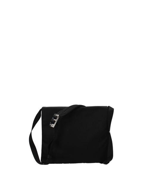 51a32877288538 Prada Crossbody Bag Men Black in Black for Men - Lyst