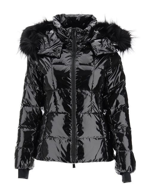 Tatras Black Cecia Short Down Jacket