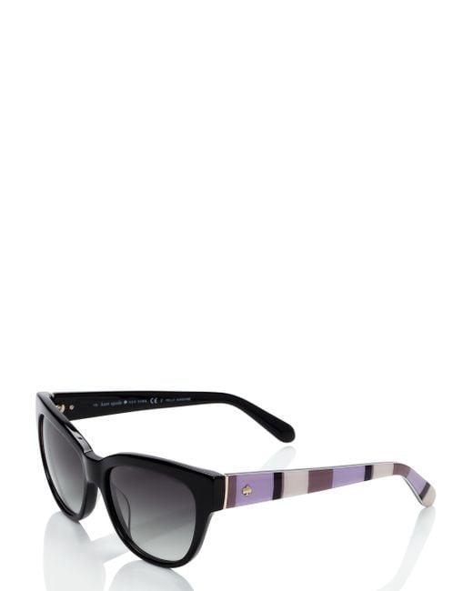 kate spade new york | Brown Kasie Sunglasses | Lyst