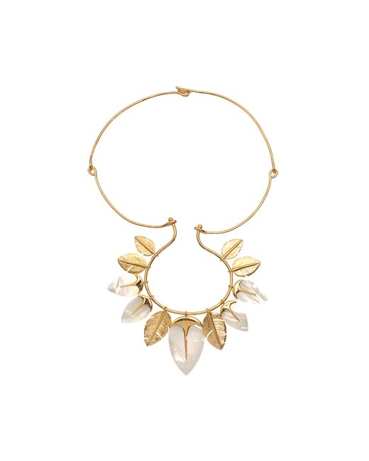 Aurelie Bidermann | Metallic Talitha Long Necklace | Lyst