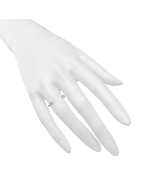 Vanrycke | Metallic Mademoiselle Else Diamonds Ring | Lyst