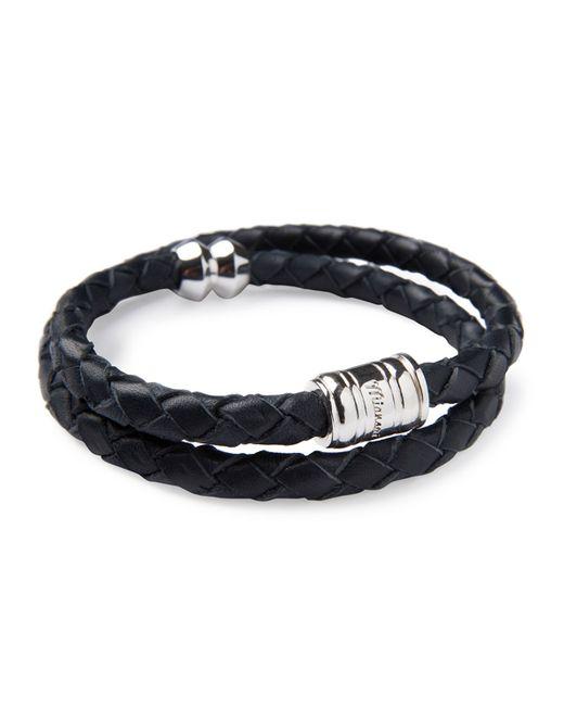 Miansai | Blue Men's Woven Leather Bracelet for Men | Lyst