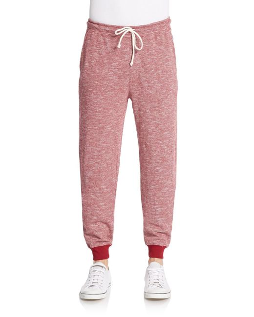 Threads For Thought   Heathered Regular-fit Sweatpants for Men   Lyst