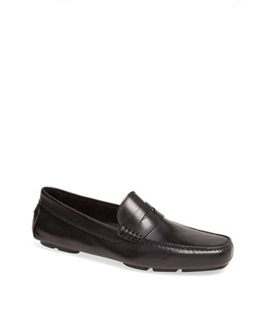 To Boot | Black 'harper' Driving Shoe for Men | Lyst