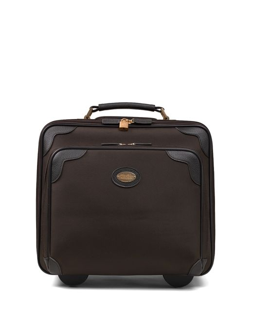 Brooks Brothers | Brown Nylon Office Trolley | Lyst