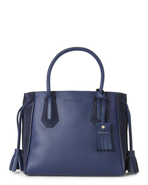 Longchamp - Blue Medium Pénélope Tote Bag - Lyst