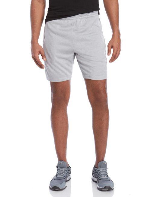 Adidas - Gray Grey Tech Lite Shorts for Men - Lyst