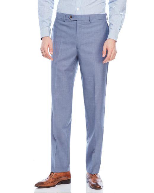 Lauren by Ralph Lauren | Blue Wool Pants for Men | Lyst