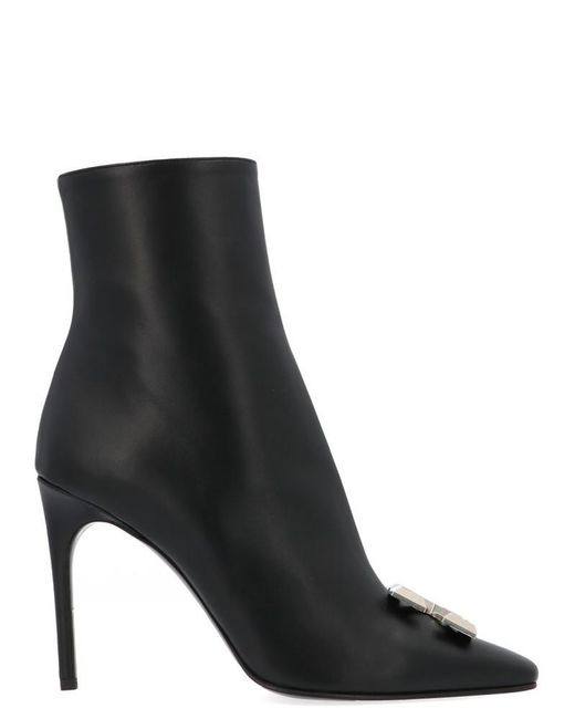 Off-White c/o Virgil Abloh Black Arrows Boots