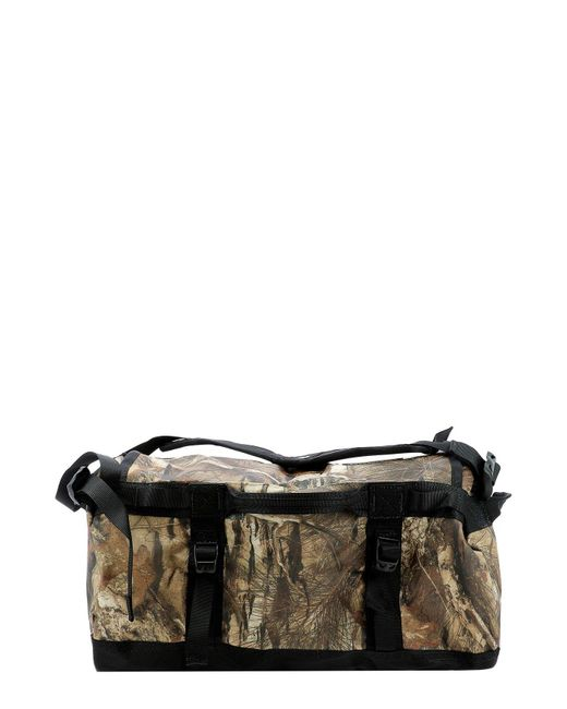 """The North Face Brown """"base Camp Xs"""" Duffel for men"""