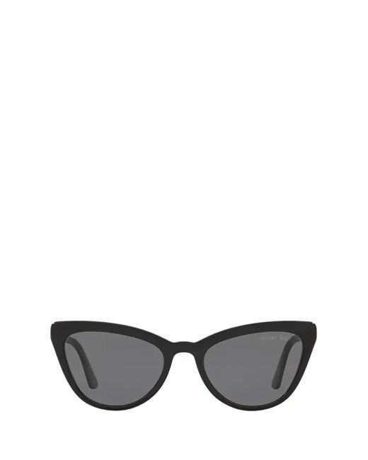 Prada Black Cat-eye Sunglasses