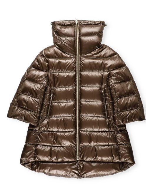 Herno Gray Coats Dove Grey