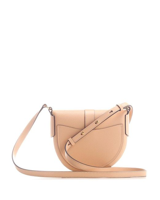 Chloé Brown Chloé Beige Other Materials Shoulder Bag